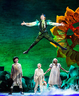 Peter Pan, o musical da Broadway